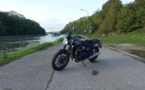 Triumph Street Twin 2019, le A2 version vintage